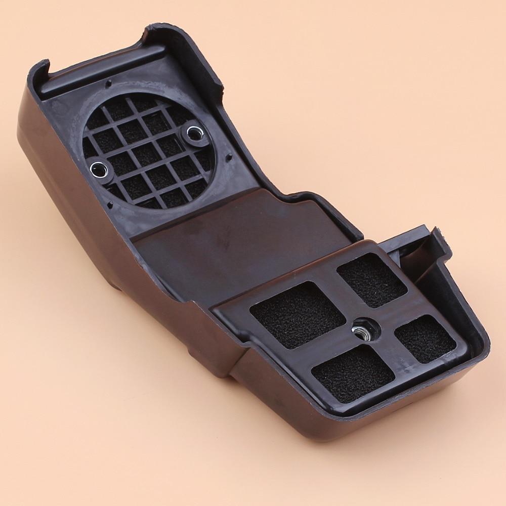 Conjunto Da Carcaça do Filtro de ar Para Robin NB411 BG411 2-Avc Aparador Cortador De Escova w/Elemento Kit De Espuma Mais Limpo