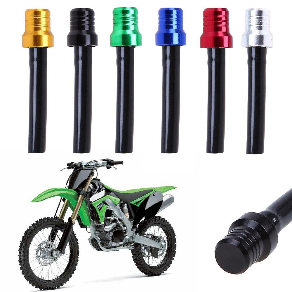 Новый алюминиевый сплав мотоцикл газовая яма ATV яма Байк топливный бензиновый бак крышка дыхательная труба шланг клапан вентиляционное отверстие дыхательная труба