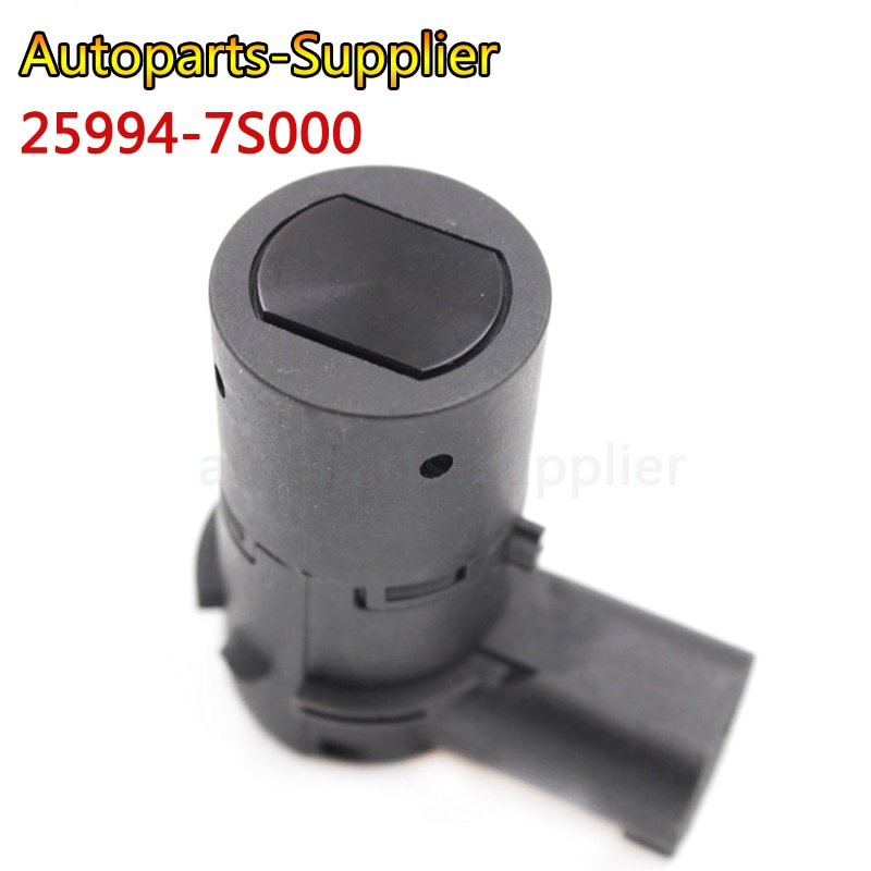 Negro parachoques trasero inversa a Sensor de aparcamiento de 25994-7S10A 25994-7S000 para Nissan Titan Armada 2005-2008, 2009 de 2010 2011