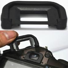 5 uds Eyecup ocular visor para Nikon DK-20 F65 F75 F80 D40 D60 D3000 D3100