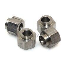 Pièces dimprimante 3D openbuild 10 pièces 5mm alésage entretoises excentriques pour V roue Aluminium Extrusion 3D imprimante Reprap livraison directe
