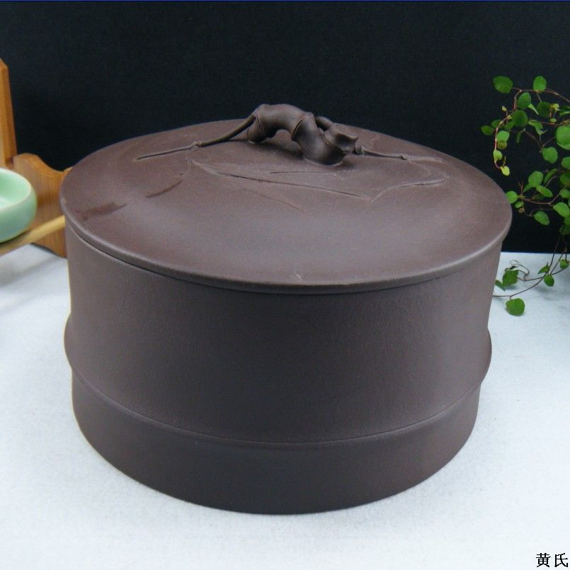 Yixing té al por mayor Puer pastel de té 3 taza selección número de lote mixto