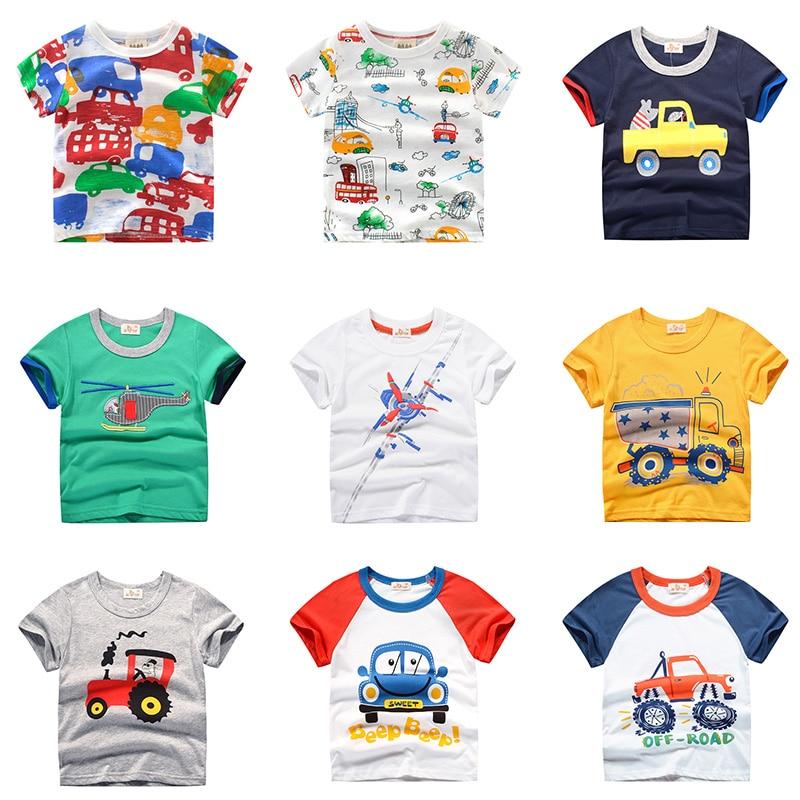 INPEPNOW/2020 г . Детская футболка для мальчиков футболки с короткими рукавами для маленьких девочек с рисунком топы, белая детская футболка для мальчиков, одежда 278
