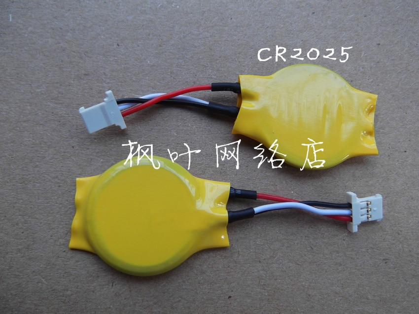 Новая батарейка для материнской платы, для батареи IBM THINKPAD X60 X61 X200 X201 BIOS CMOS CR2025 3V