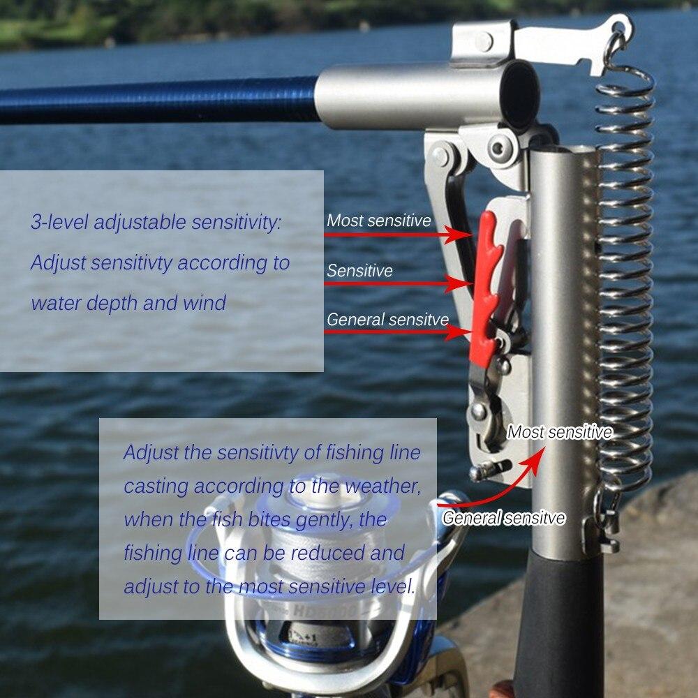 2.1m/2.4m/2.7m/3.0m Automatic Fishing Rod Adjustable Telescopic Rod Pole Device Sea River Lake Pool Fish Tackle with bracket