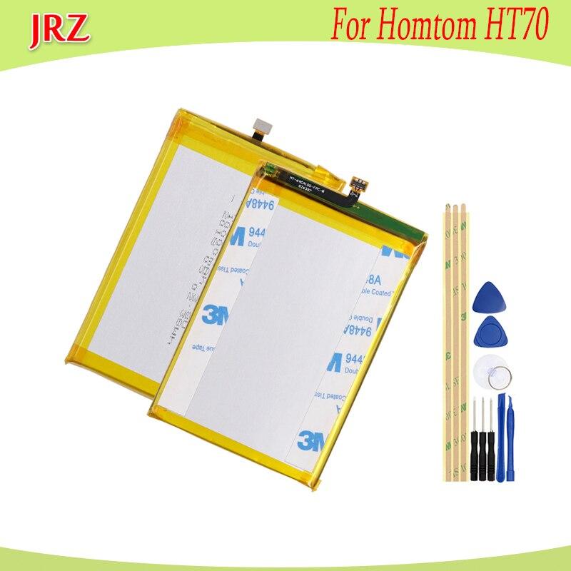 Batería de repuesto de alta calidad JRZ 10000mAh para Homtom HT70 con herramientas para Smartphone Homtom HT70 + herramientas