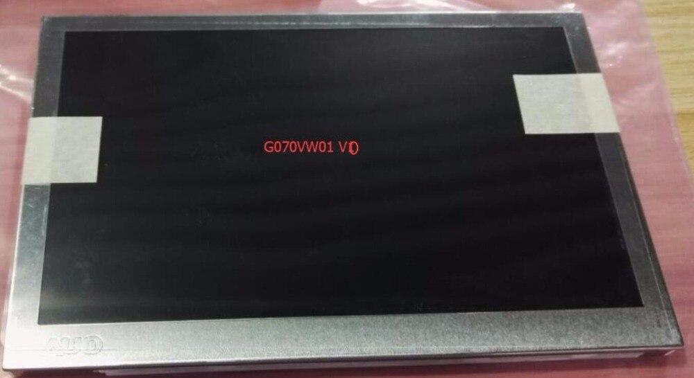 Original 7 pulgadas G070VW01 V1 pantalla LCD