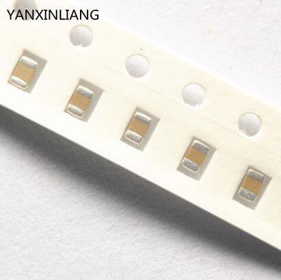 0805 0,1 мкФ 100NF 104K 104 X7R SMD конденсатор 2012 многослойный чип керамический конденсатор (500 шт./лот)