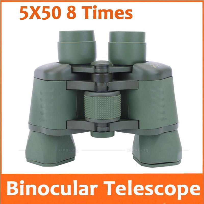 تلسكوب ثنائي العينين 8 × 50 مللي متر ، هدية عيد ميلاد للزوج ، سياحة خارجية ، مراقبة الطيور ، السفر ، الحفلة الموسيقية ، التخييم
