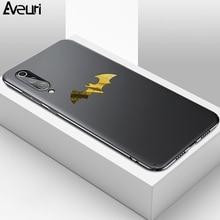 Coque de luxe Batman pour Xiaomi Redmi Note 9 s 9 7 8 Pro 8T K20 7A 8A Mi 9 SE 8 Lite Note 10 Lite 9T A1 A2 Lite Coque