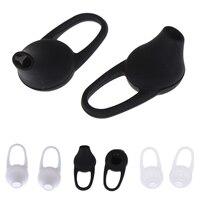 10 шт., силиконовые чехлы для наушников Bluetooth наконечники для наушников