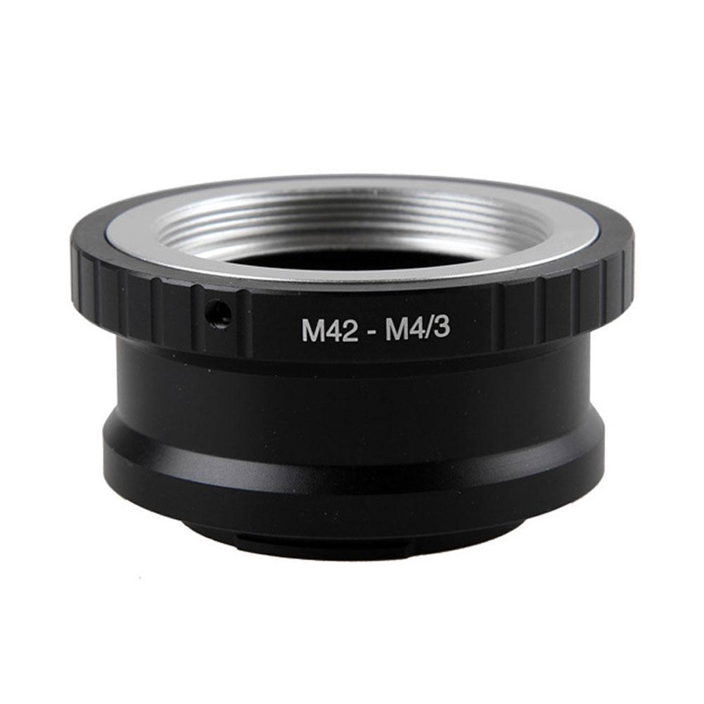 Адаптер объектива Кольцо M42-M43 для объектива Takumar M42 и микро 4/3 M4/3 крепление аксессуары для камеры