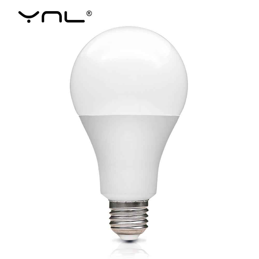 Bombilla LED para mesa, foco de luz LED E27, 3W, 6W, 9W,...