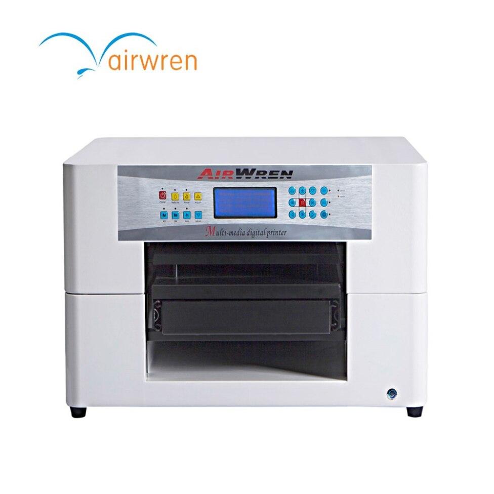 Venta directa de fábrica A3 impresión tamaño DTG máquina de impresión productos camiseta impresora