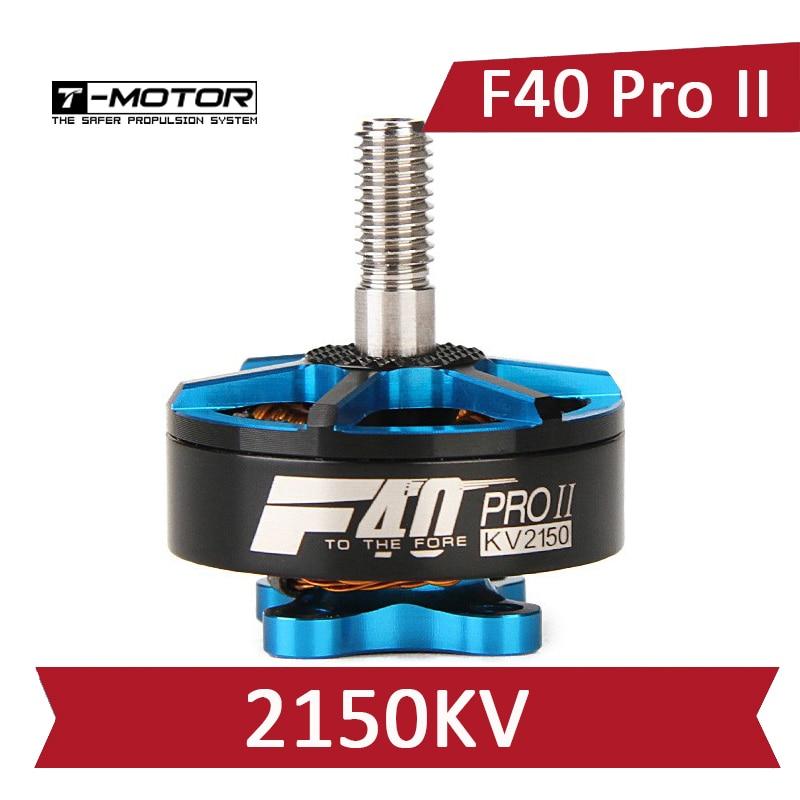 T-Motor F40 PRO II-2150KV Motor sin escobillas RC Drone FPV Racing Multi Rotor