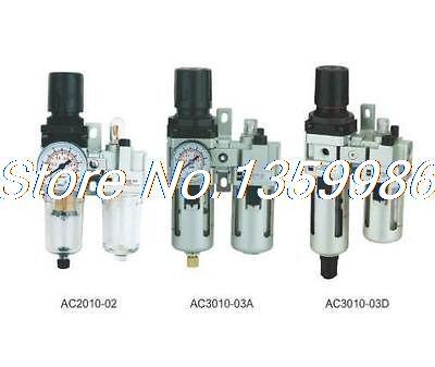 1x SMC tipo M5x0.8 BSP compresores de aire neumático regulador de aire filtro lubricador