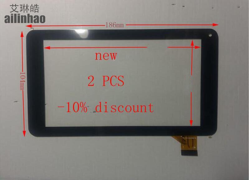 "Ailinhao nuevo 7 ""pulgadas DEXP Ursus A170i tableta pantalla táctil Panel táctil cristal digitalizador reemplazo envío gratis"