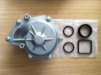 Free shipping wholesale new Engine Water Pump+gasket for BMW E46 E90 E91 X3 Z4 E81 E87 316i 318i 316ti 318ti 11517511221