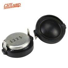 GHXAMP 1 inch My-Ti Tweeter Speaker Unit 8ohm 10W Neodymium Treble Loudspeaker For Satellite boxes Small Bookshelf 2pcs