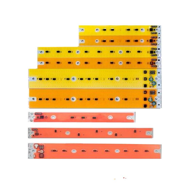 30W 50W 80W LED cob chip AC220V/110V COB Floodlight full spectrum plant growth module LED Lamp pure/ warm Free shipping 5pcs