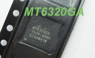O envio gratuito de 5 pçs/lote MT6320 6320GA MT6320GA novo BGA