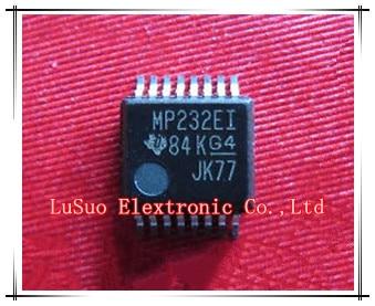 MAX3232EIDBR MAX3232EI MP232EI SSOP de 3-V a 5,5 V, multicanal, controlador/receptor de línea de RS-232 con +-15-kV IEC