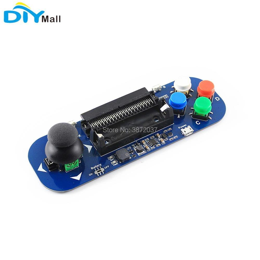 Gamepad Expansion Module Joystick Button Board for Micro:bit Microbit