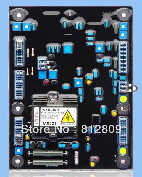 AVR MX321 suave y azul de alta calidad