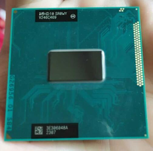 Processeur intel core i5 3230 m 2.2 Ghz à 3.2 Ghz 3 M PGA988 SR0WY Turbo Boost PGA version officielle ordinateur portable cpu 35 W TDP ordinateur portable cpu
