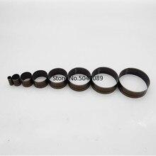 Couteau à découper rond en forme de cercle   Lame en acier du japon, artisanat cuir bricolage petite cloche, moule outil de poinçonnage à main 15-60mm