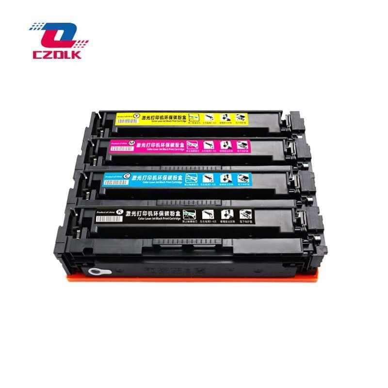 Новый совместимый тонер-картридж 204a для HP M154 MFP M180 180n M181 181fw BK = 45G,CMY = 40G без чипа