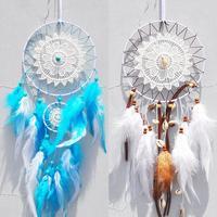 nordic dream catcher room decoration white shell dream catcher girls room decor wedding decoration gift for girls for women