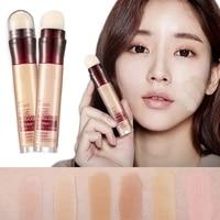 face foundation concealer pen lasting dark circles corrector contour concealers stick eraser waterproof cosmetic base makeup