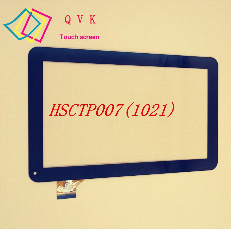 "Novedad HSCTP007 (1021) -10,1-V0 negro 10,1 ""pulgadas para tablet PC pantalla táctil de cristal digitalizador de reemplazo de HSCTP007"