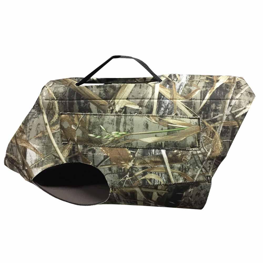 NEW Dog Hunting Waistcoat Camouflage Neoprene Safety Vest for Dog Parka Camo Hunting Animal