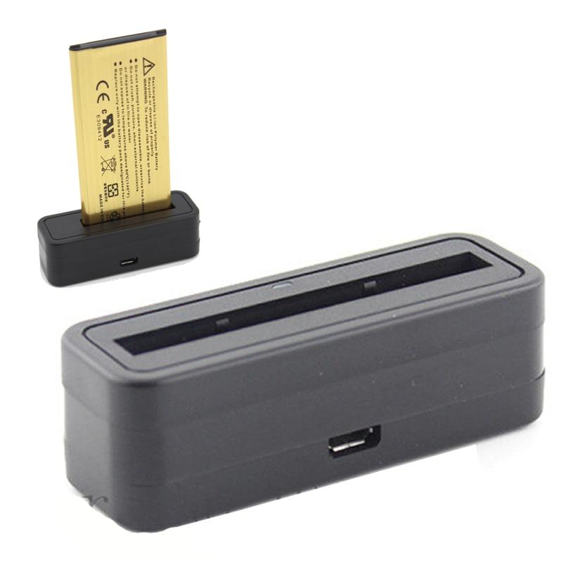 BL-47TH cargador de batería Usb de pared adaptador de muelle de viaje para LG OPTIMUS G PRO 2 F350 D838 LTE-A F350S accesorios de teléfono móvil