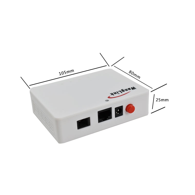 Wanglink 1GE FTTH GPON ONU ONT With Single Lan Port Apply to FTTH Modes  Termina ONU GPON ZET enlarge