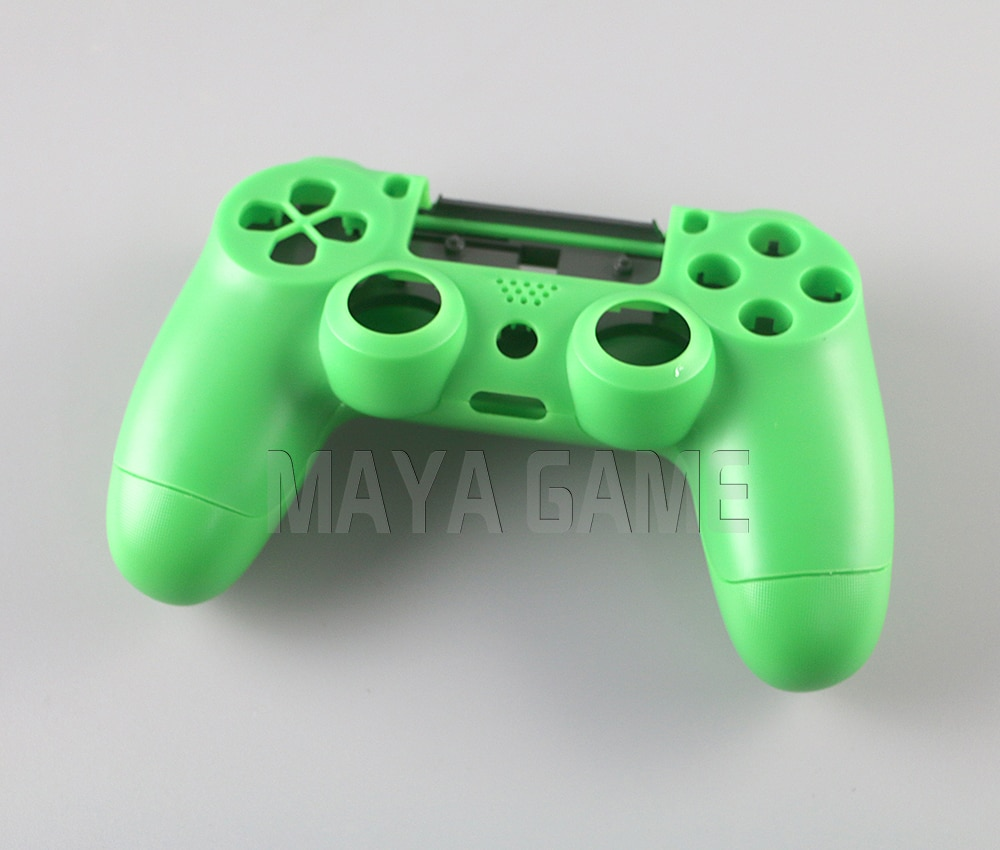 10 set/lote carcasa cubierta soporte sin botones para Playstation 4 Pro PS4 Pro controlador JDS 040 JDM-040