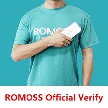 ROMOSS Offizielle Überprüfen Schritte