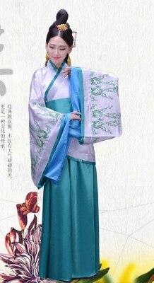 فستان Hanfu الصيني, فستان Hanfu الصيني عالي الجودة فستان فيلم صيني Yunge من الصحراء زي صيني تقليدي شحن مجاني 6