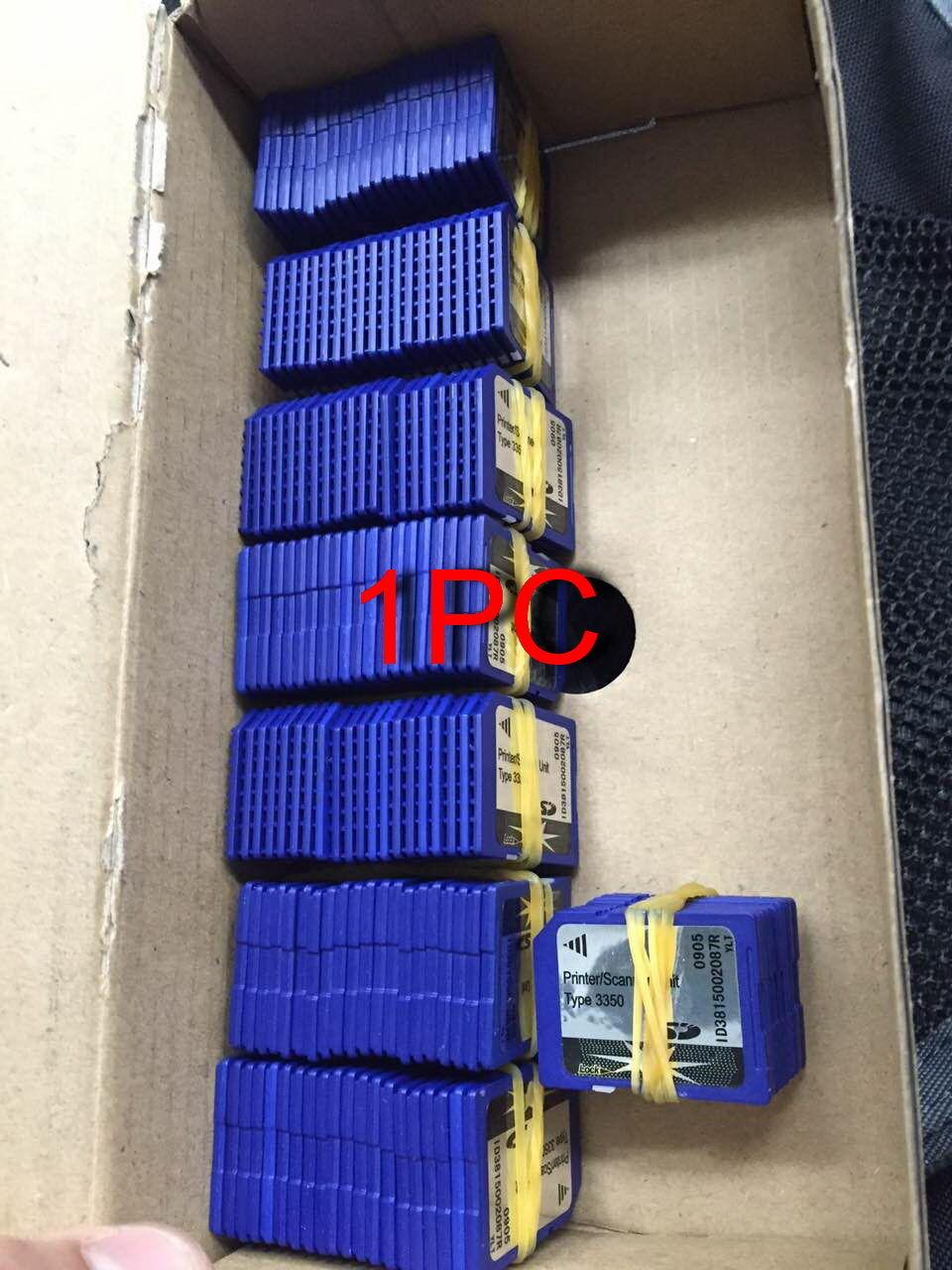 1 tarjeta SD para PC para impresora RICOH MP7001/escáner de tarjeta sd