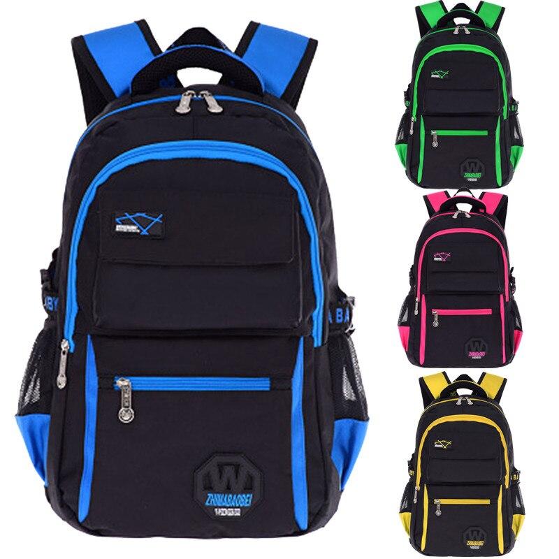 Новые детские школьные сумки рюкзак ортопедический Школьный Рюкзак Для Мальчиков Водонепроницаемый школьный портфель детский школьный рю...
