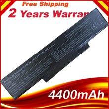 5200 mAh batterie A32-F2 A32-F3 A32-Z94 A32-Z96 BTY-M66 SQU-528 Pour Asus Z53 M51 Z94 A9T F3 F3S F3K F3T F3SV F3JR F3JA F3E F3KE