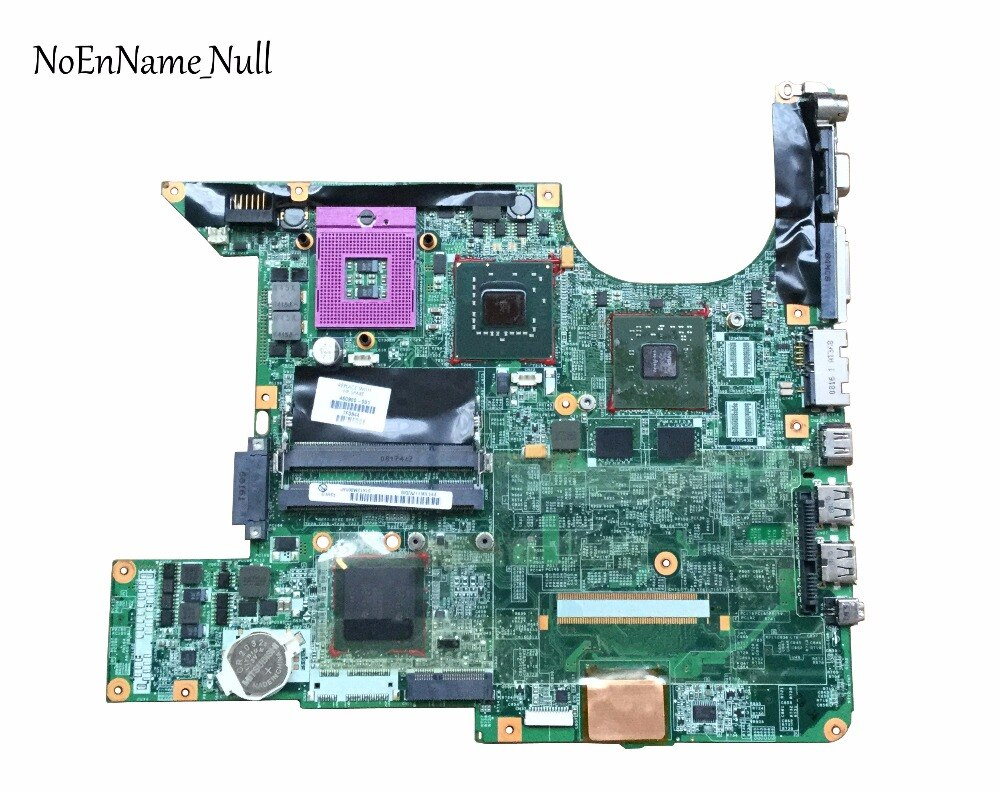 for HP PAVILION DV6000 DV6500 DV6700 DV6800 motherboard 446476-001 PM965 chipset 100% test good
