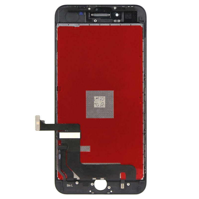TeleGym 5pcs For iPhone 8 Plus LCD Display AAA quality Module touch screen digitizer replacement glass clone phone lcd screen enlarge