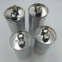 AC 모터 커패시터 에어컨 압축기 시작 커패시터 CBB65 450VAC 20 미크로포맷 25 미크로포맷 30 미크로포맷 35 미크로포맷 40 미크로포맷 45 미크로포맷 50 미크로포맷 60 미크로포맷 70 미크로포맷