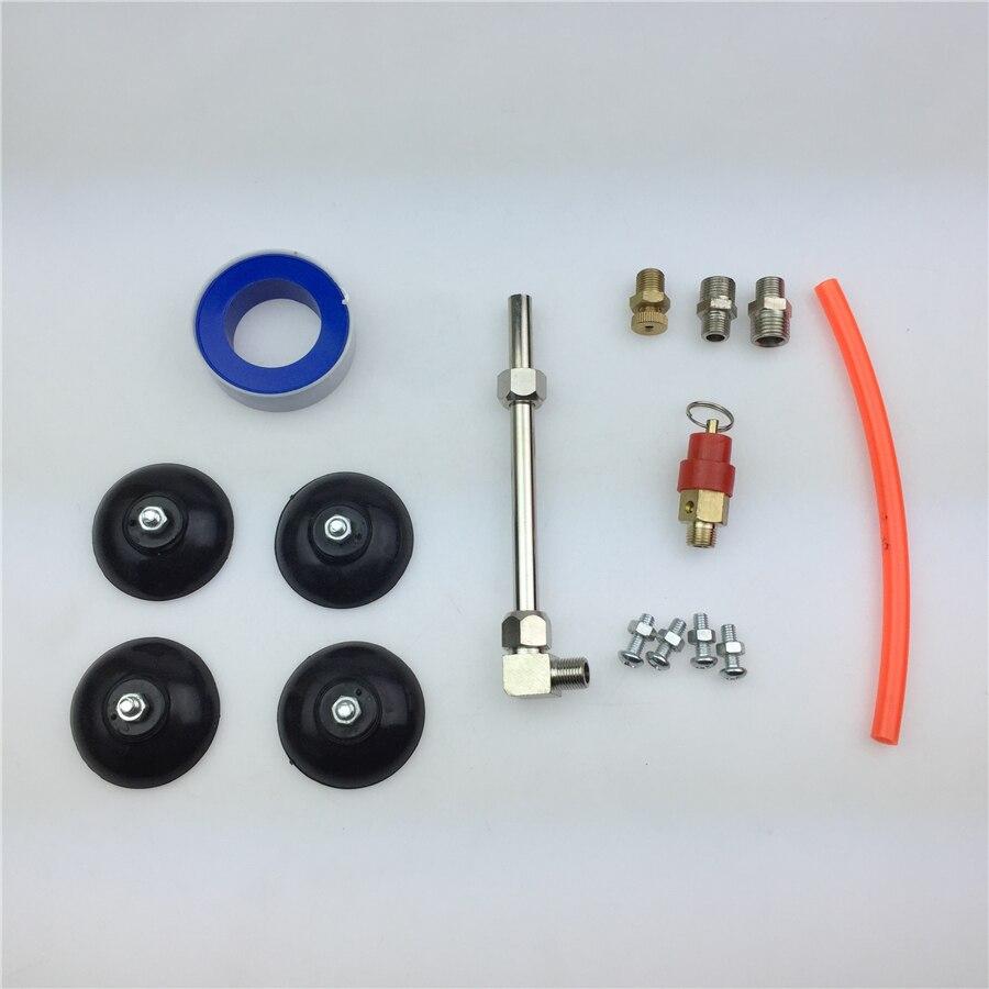 STARPAD Repair Parts Model Airbrush Air Pump / Gas Tank Installation Accessories / AS186 Gas Tank Installation Accessories