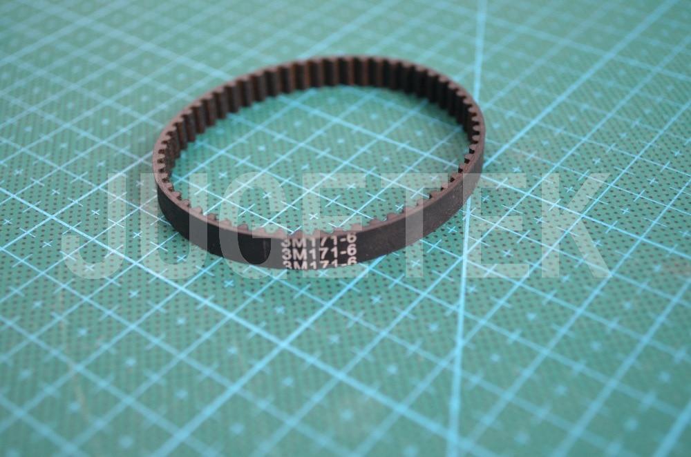 5pcs timing belt 384 12 3m 12mm width 384mm length Free shipping   10pcs/lot  HTD 3M  Timing Belt  Closed-loop  171mm length  57 teeth  6mm width