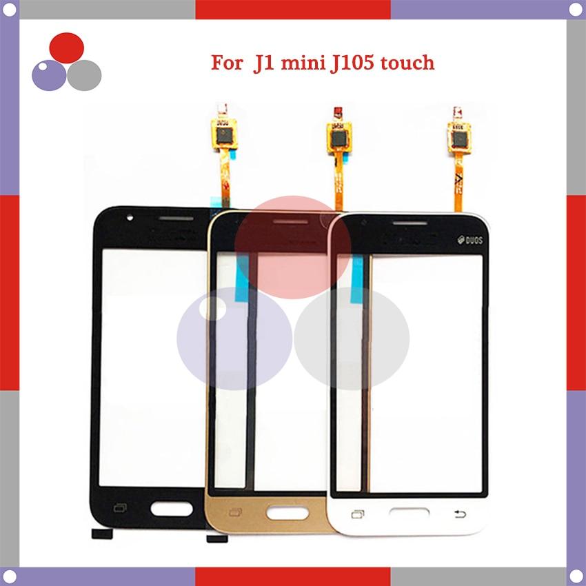Высокое качество для Samsung Galaxy Grand J1 Mini J105 J106 SM-J105Y J105H сенсорный экран Сенсорная панель дигитайзер Внешний стеклянный объектив