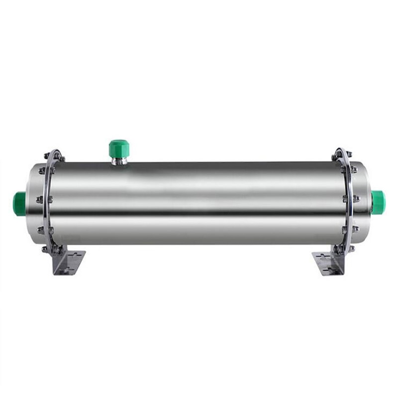 2000L/H 304 الفولاذ المقاوم للصدأ المنزلية UF غشاء منقي مياه الترشيح الفائق نظام مرشح مياه المنزل كله المركزي